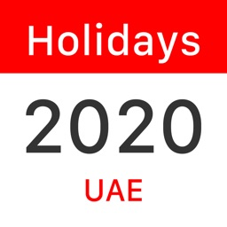 UAE Public Holidays 2020
