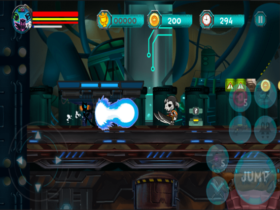Super Hero Shadow Masks screenshot 5
