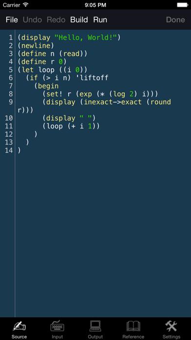 Scheme Programming Languageのおすすめ画像1