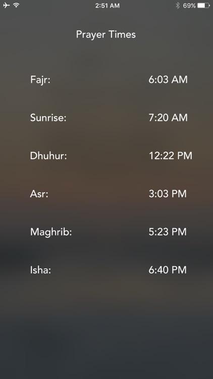 An Nour - Daily Ayah النور screenshot-9