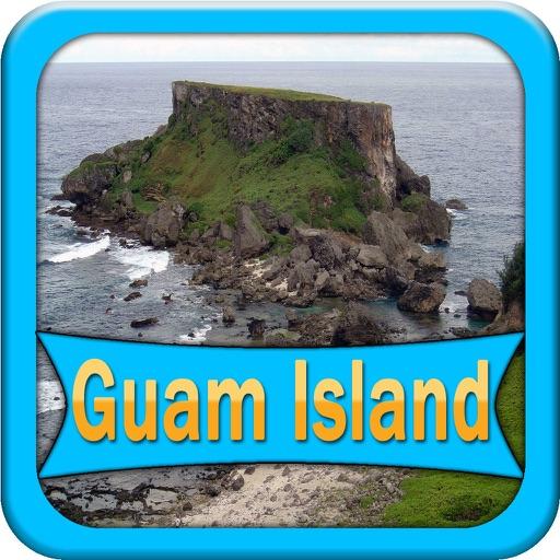 Guam Island Offline Map Travel