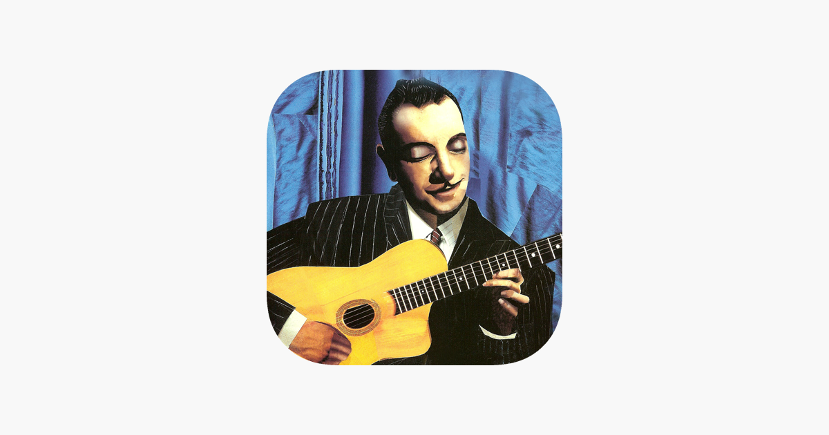 Gypsy Jazz Guitar Secrets on the App Store