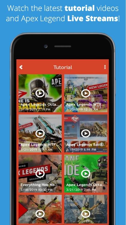 Companion for APEX LEGENDS! screenshot-5