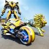 野生 ライオン ロボット 変身 ゲーム: ロボット 戦い - iPhoneアプリ