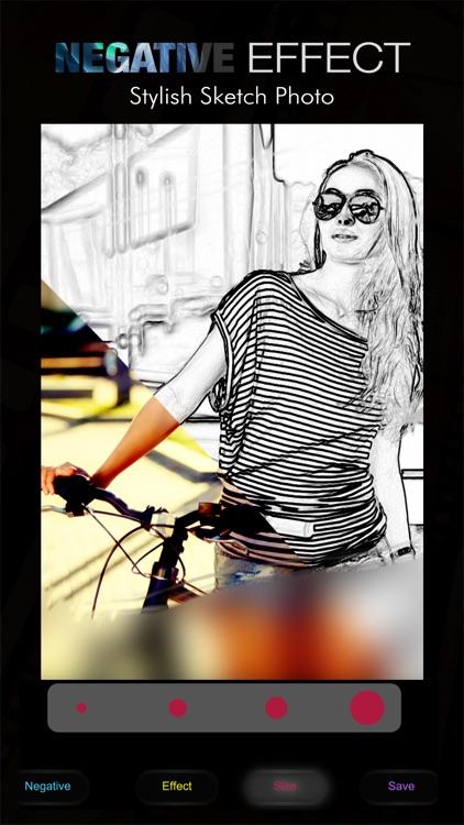 Negative Photo Effects screenshot-3