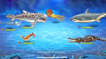 Dino Water World-Dinosaur game free Gems hack