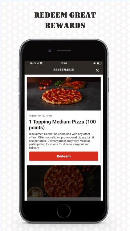 Round Table Pizza Rewards screenshot-3