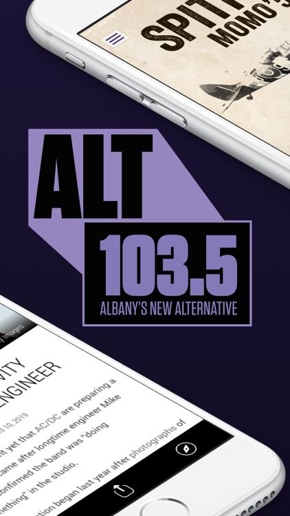 ALT 103.5 (WQSH)