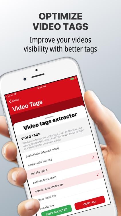 YT Tracker for YouTube screenshot-5
