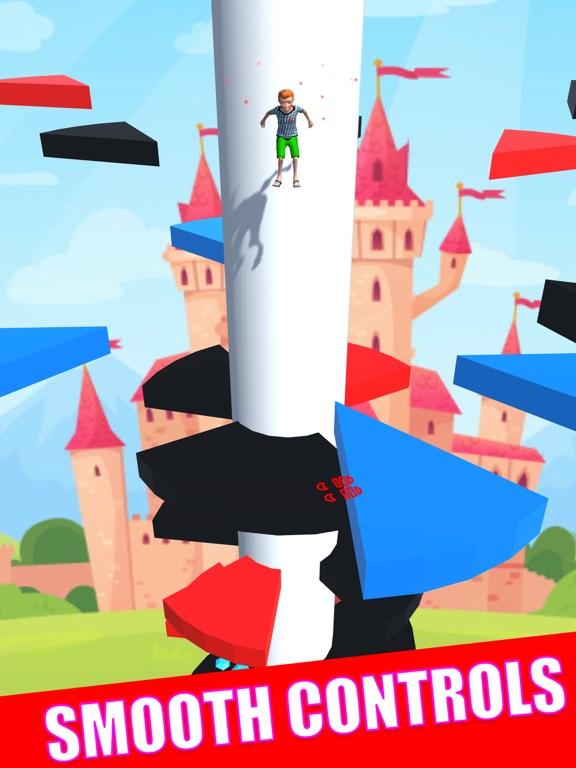 Helix Royal Jumper 3D screenshot 8