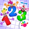 宝宝学数字: 启蒙少儿童早教幼儿数学教育游戏3-6岁婴儿