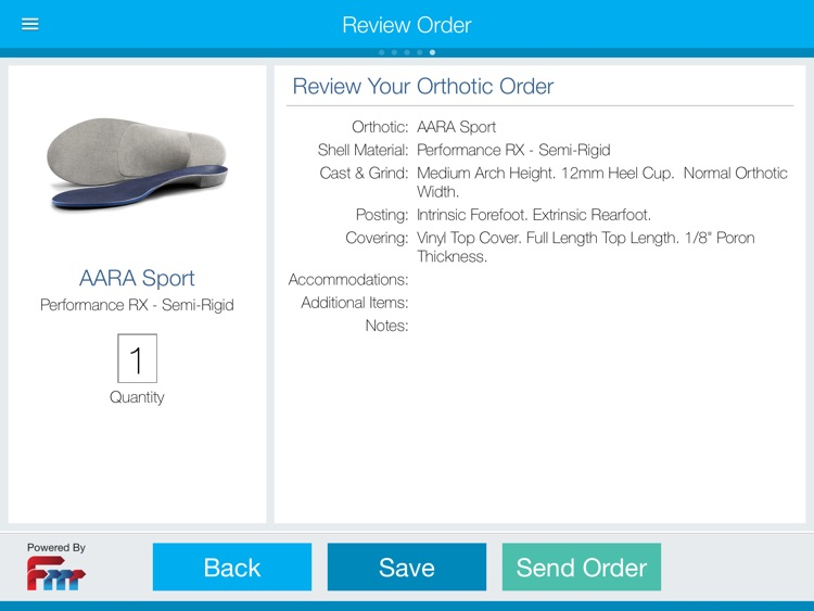AARA Orthotics screenshot-3