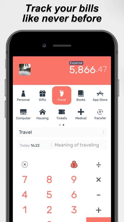 DailyBill - Expense Tracker screenshot-3