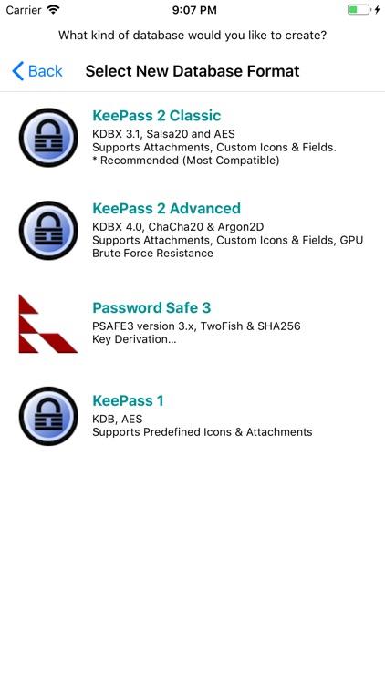 Strongbox Password Safe screenshot-8