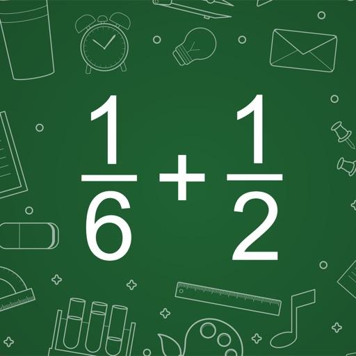 Math Shot Adding Fractions