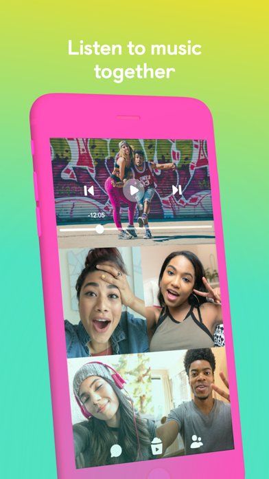 Airtime: Watch Together Screenshot