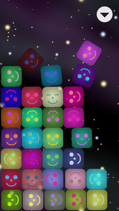 Jelly Cubes - From Outer Space screenshot three