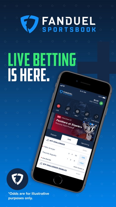 FanDuel Sportsbook & Casino screenshot 1