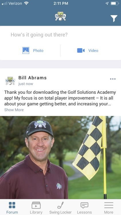 Golf Solutions Academy
