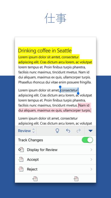 Microsoft Word screenshot1