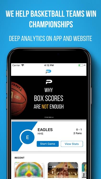 Pivot Basketball Stats Tracker by Pivot Sports, LLC