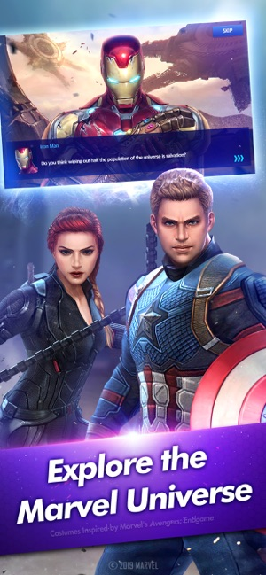 MARVEL Future Fight on the App Store