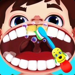 Dentist doctor simulator games
