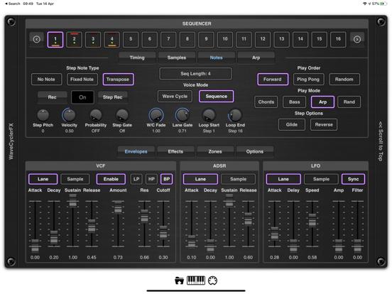EvolverFX AUv3 Audio Plugin screenshot 11