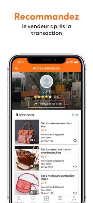 e2cfba2e8e  Leboncoin on the App Store