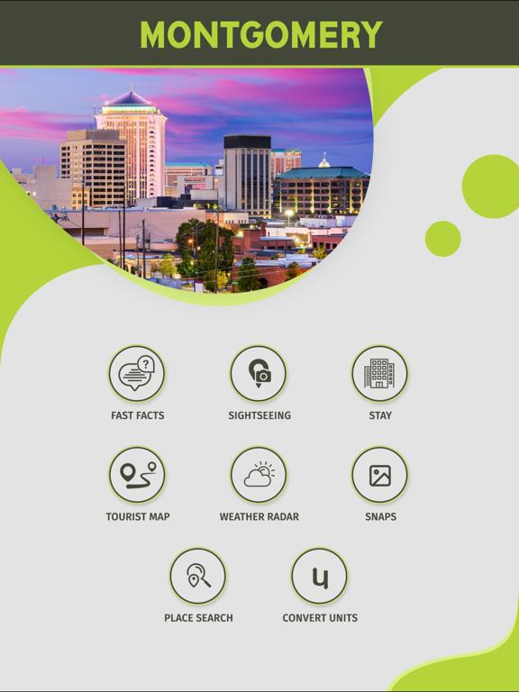 Screenshot #5 pour Montgomery City Guide