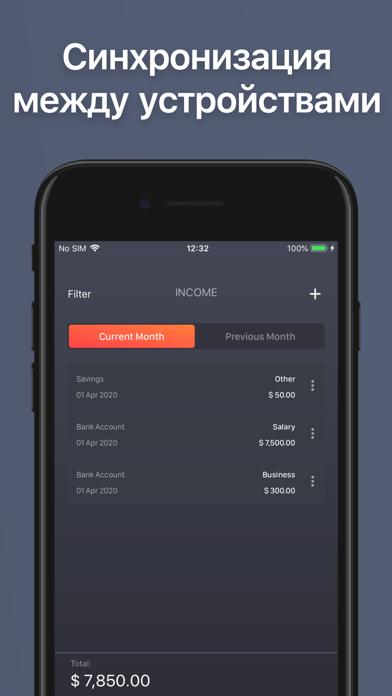 Финансовый учет: BalanceViewerСкриншоты 5