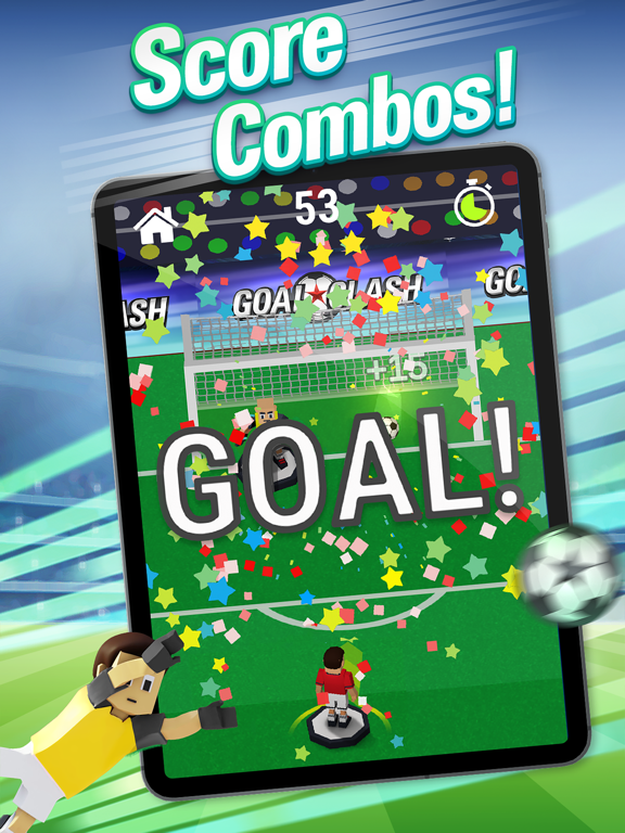 Goal Clash: Epic Soccer Game screenshot 8