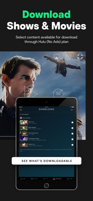 ‎Hulu: Stream TV shows & movies Screenshot