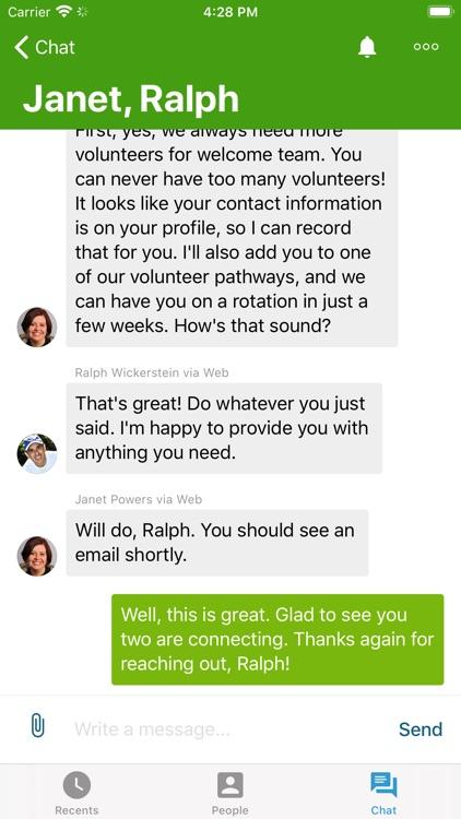 Realm Shepherd - for Pastors screenshot-3