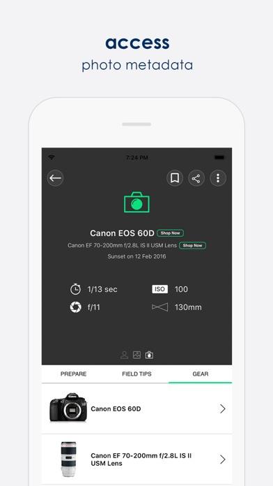 Explorest - Photo Locations Screenshot