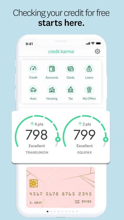 Credit Karma screenshot-0