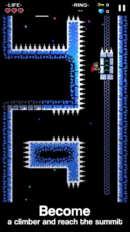 Mountain Climber: Frozen Dream screenshot-4