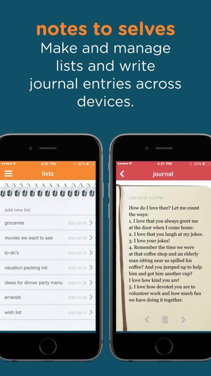 2life – your relationship app screenshot-3