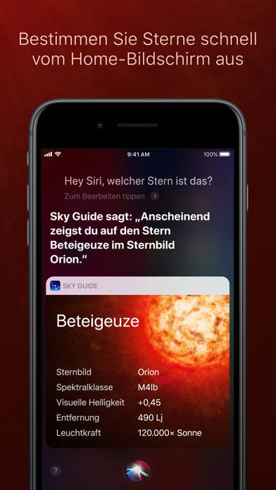 Screenshot for Sky Guide in Germany App Store
