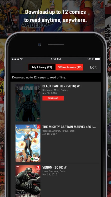 Marvel Unlimited screenshot-4