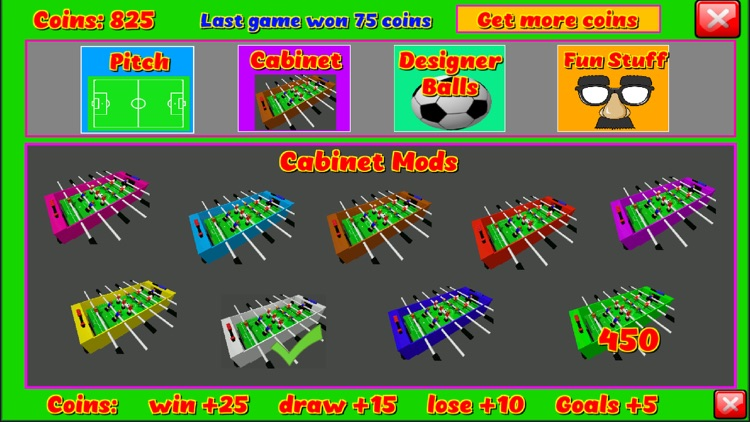 Table Football, Table Soccer screenshot-3