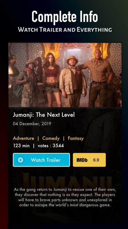 MovieHub, Search with Popcorn
