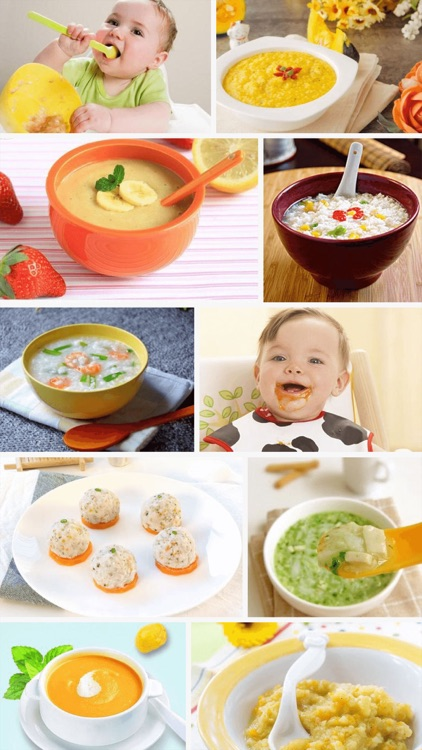 宝宝辅食大全-婴儿食谱