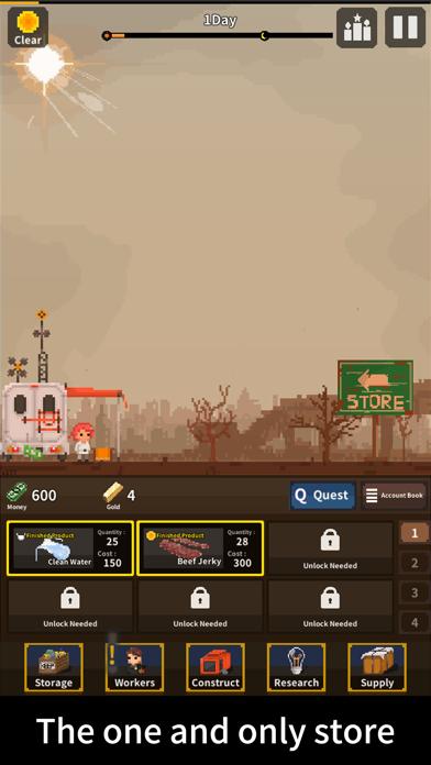 Lost Store screenshot 1
