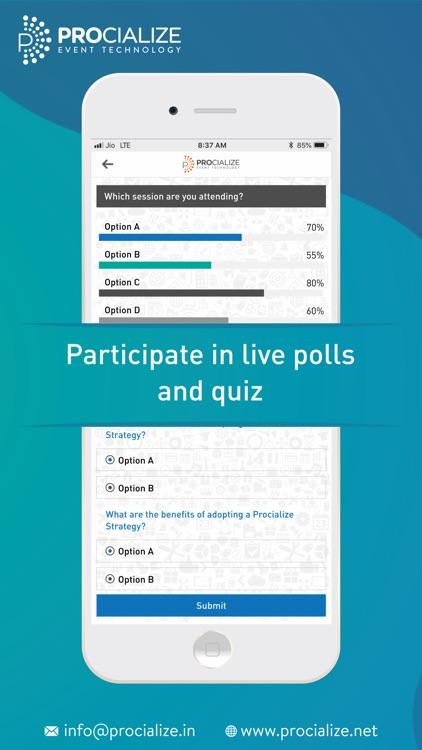 The Event App by Procialize screenshot-3