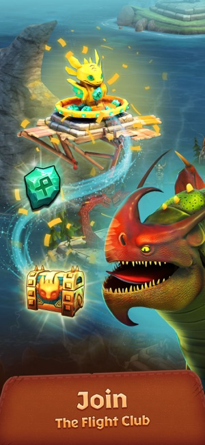 Dragons: Titan Uprising on the App Store