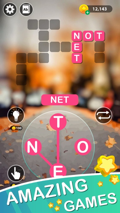 Word Link Classic Puzzle screenshot 4