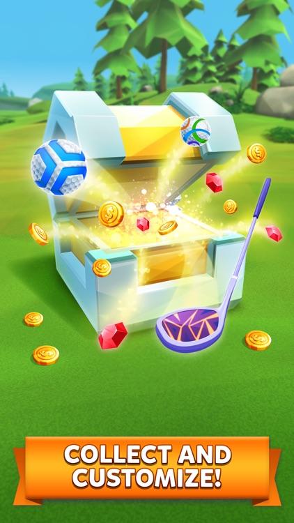 Golf Battle screenshot-3