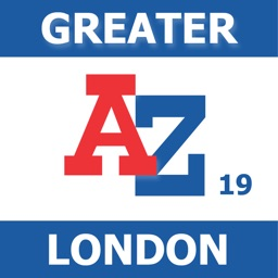 Greater London A-Z Map 19