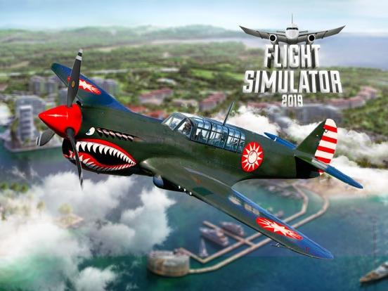 Flight Simulator 2019: Pilot-ipad-5